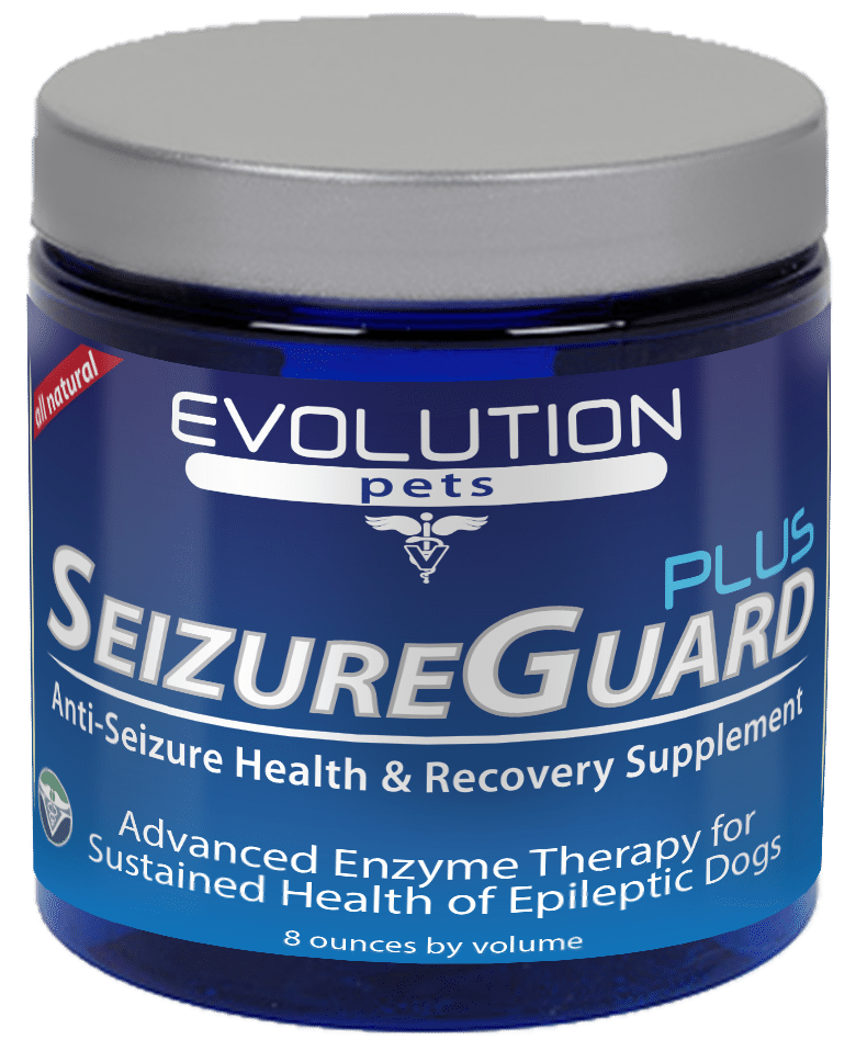 all natural dog seizure treatment